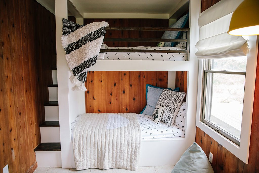 OBX Interior Design Bunk Rooms