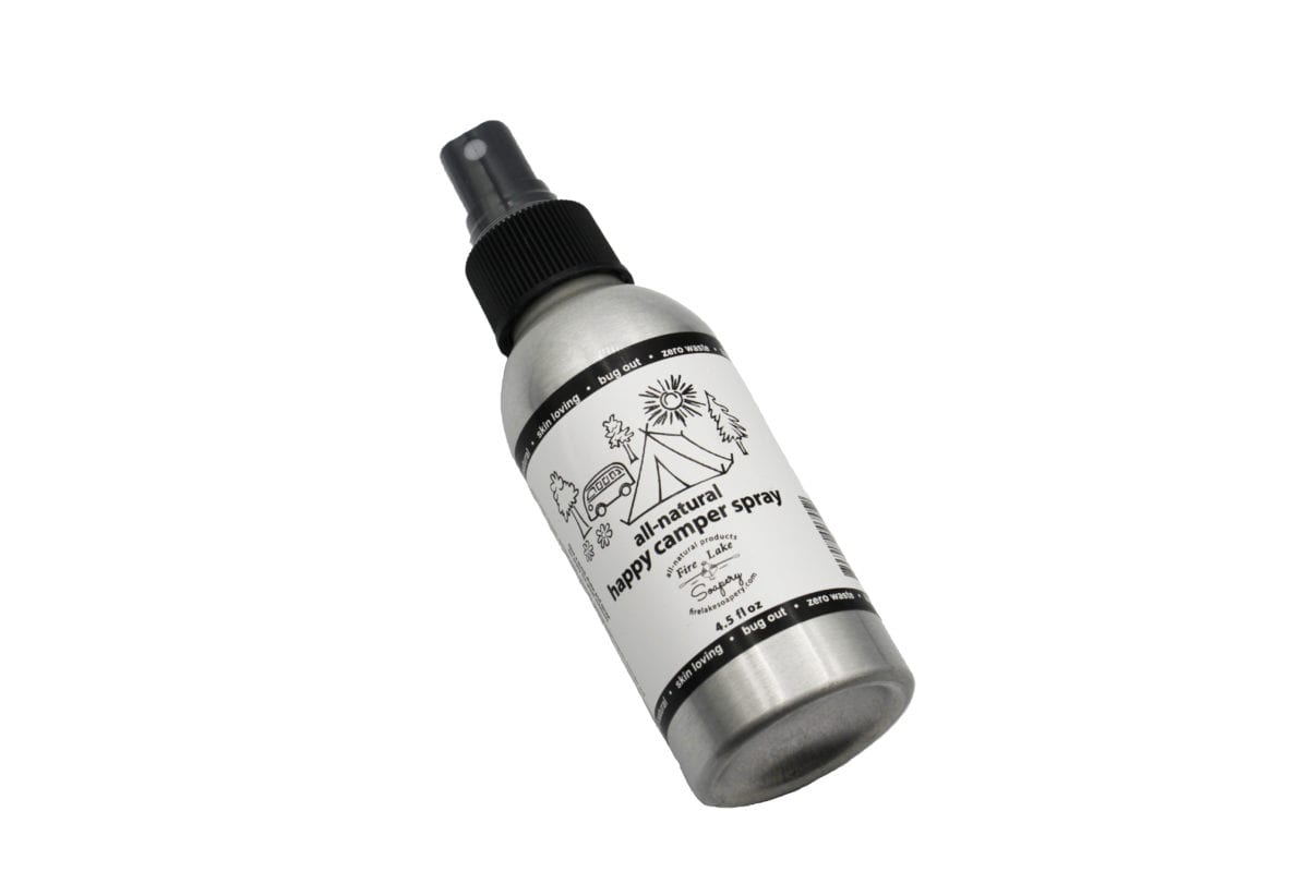 Fire Lake Soapery All-Natural Bug-Off Spray